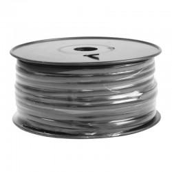 CABLE PLAT 6 CONDUCTEURS NOIR /100m